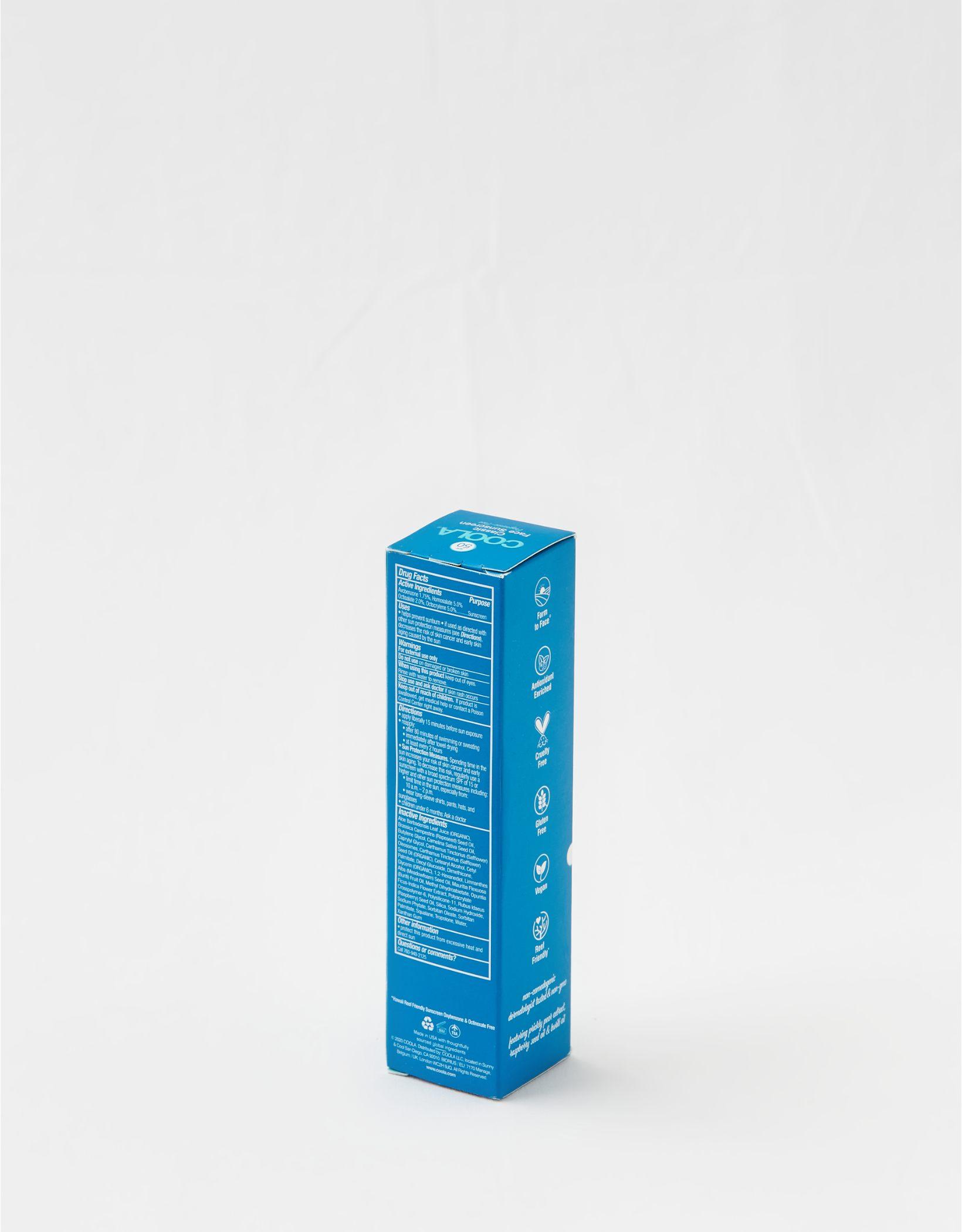 Coola Classic Face Lotion Sunscreen - SPF 30
