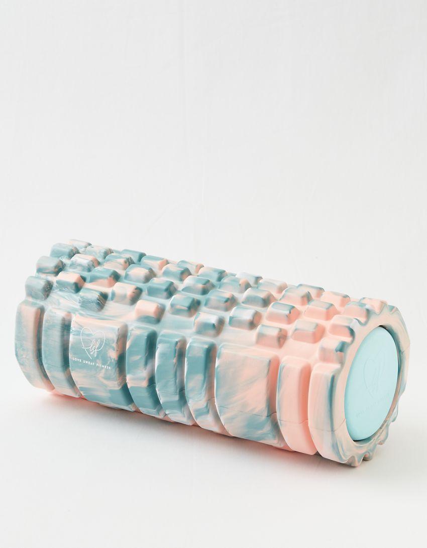 Love Sweat Fitness 2-in-1 Foam Roller