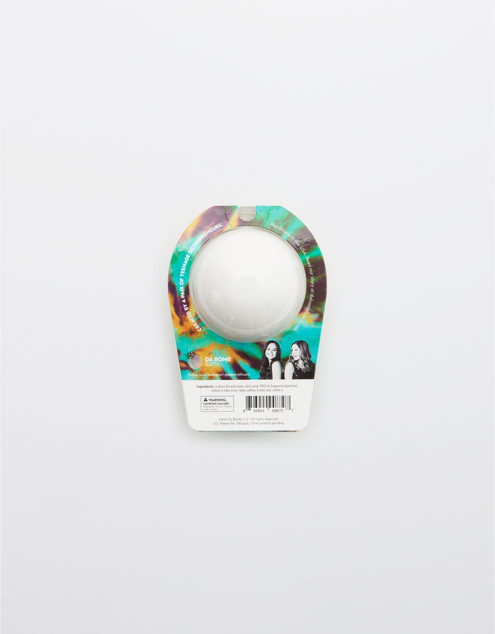 Da Bomb Tie Dye Full Size Bomb - White