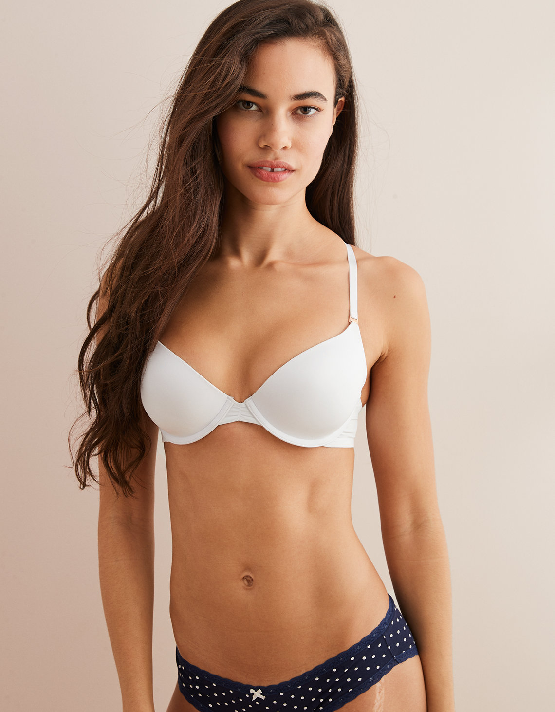 b83877d3b4f36 Aerie Real Power Convertible Plunge Push Up Bra. Placeholder image. Product  Image