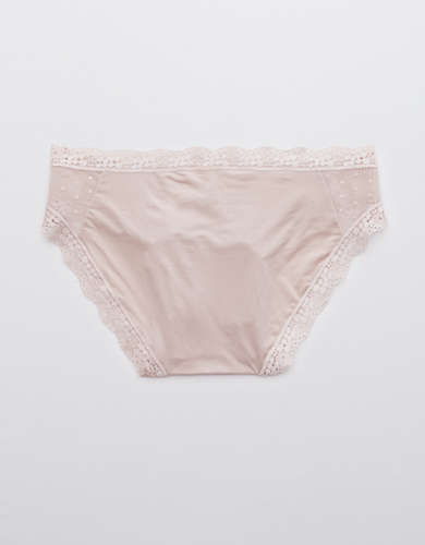 Aerie Garden Party Shine Bikini Underwear