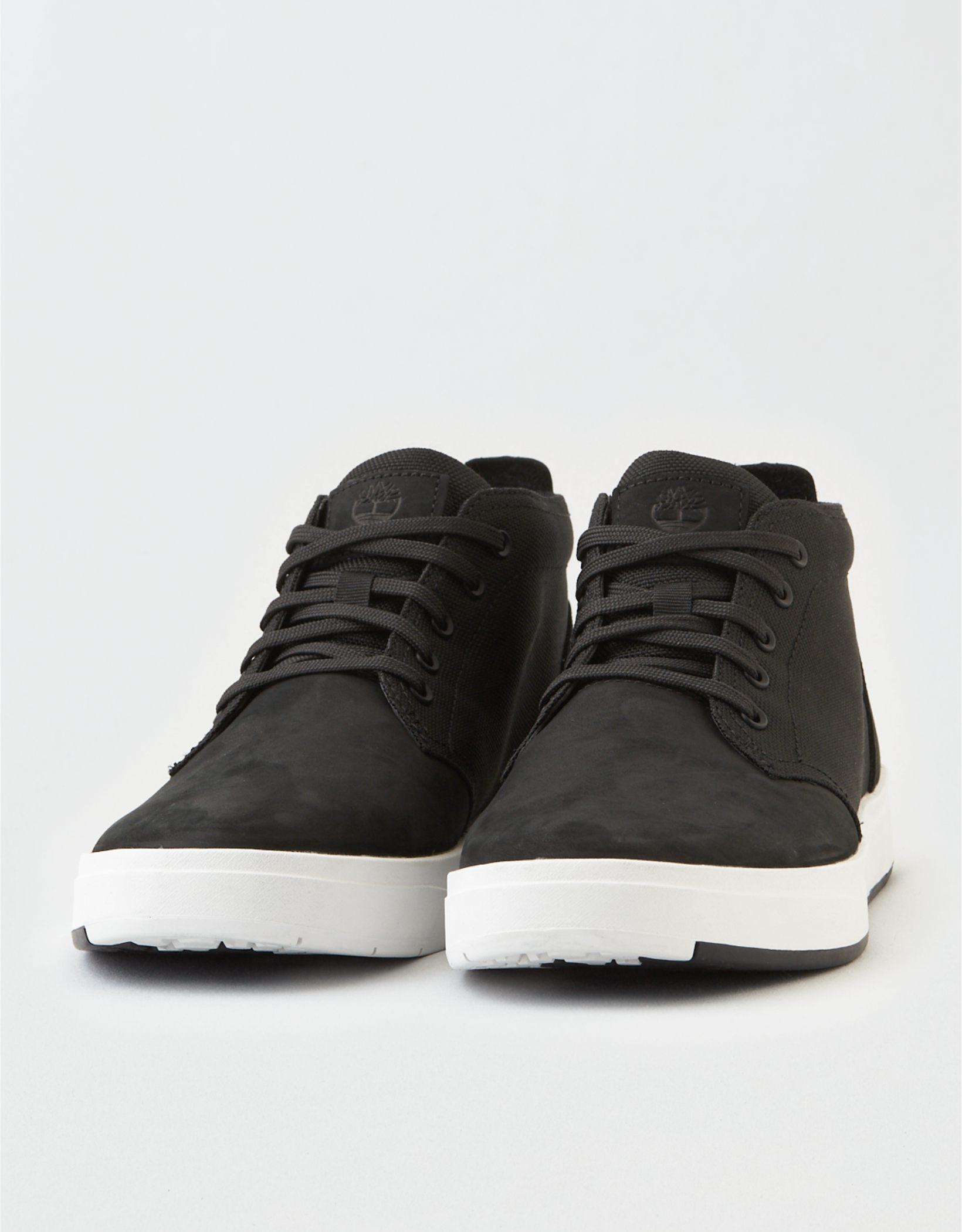 Timberland Men's Davis Square Sneaker