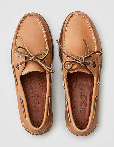 Sperry Men's Sahara Leather Boat Shoe