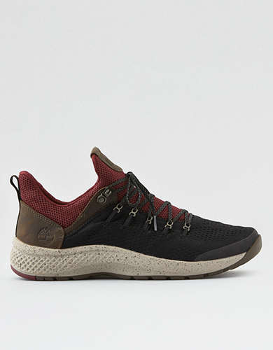 Timberland Flyroam Trail Mixed-Media Sneaker - Free Returns