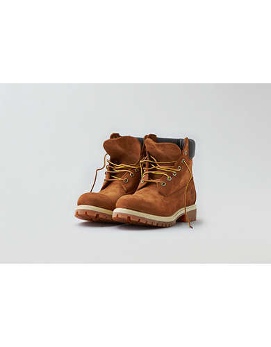 leather timberland boots
