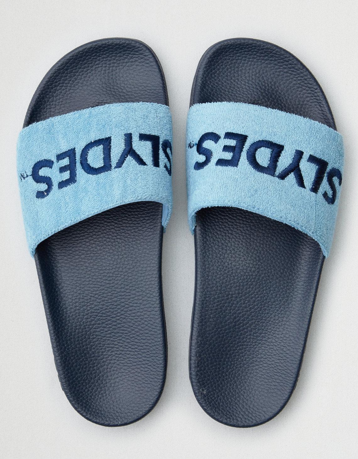 online sale online Slydes™ Carter Khaki Slider Sandals cheap sale for sale NbmNMSIkPl