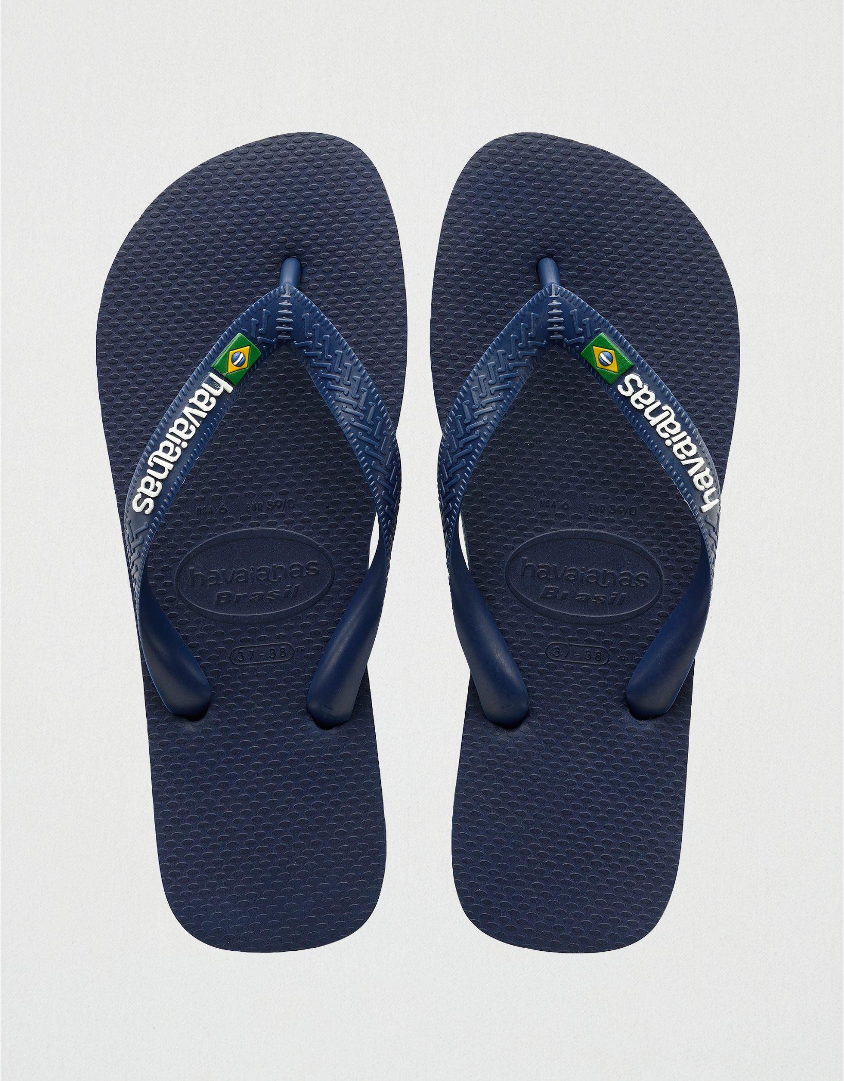 Havaianas Brazil Logo Sandal