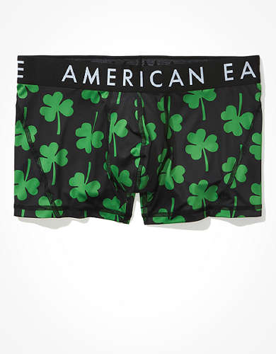 "AEO Clovers 3"" Flex Trunk Underwear"