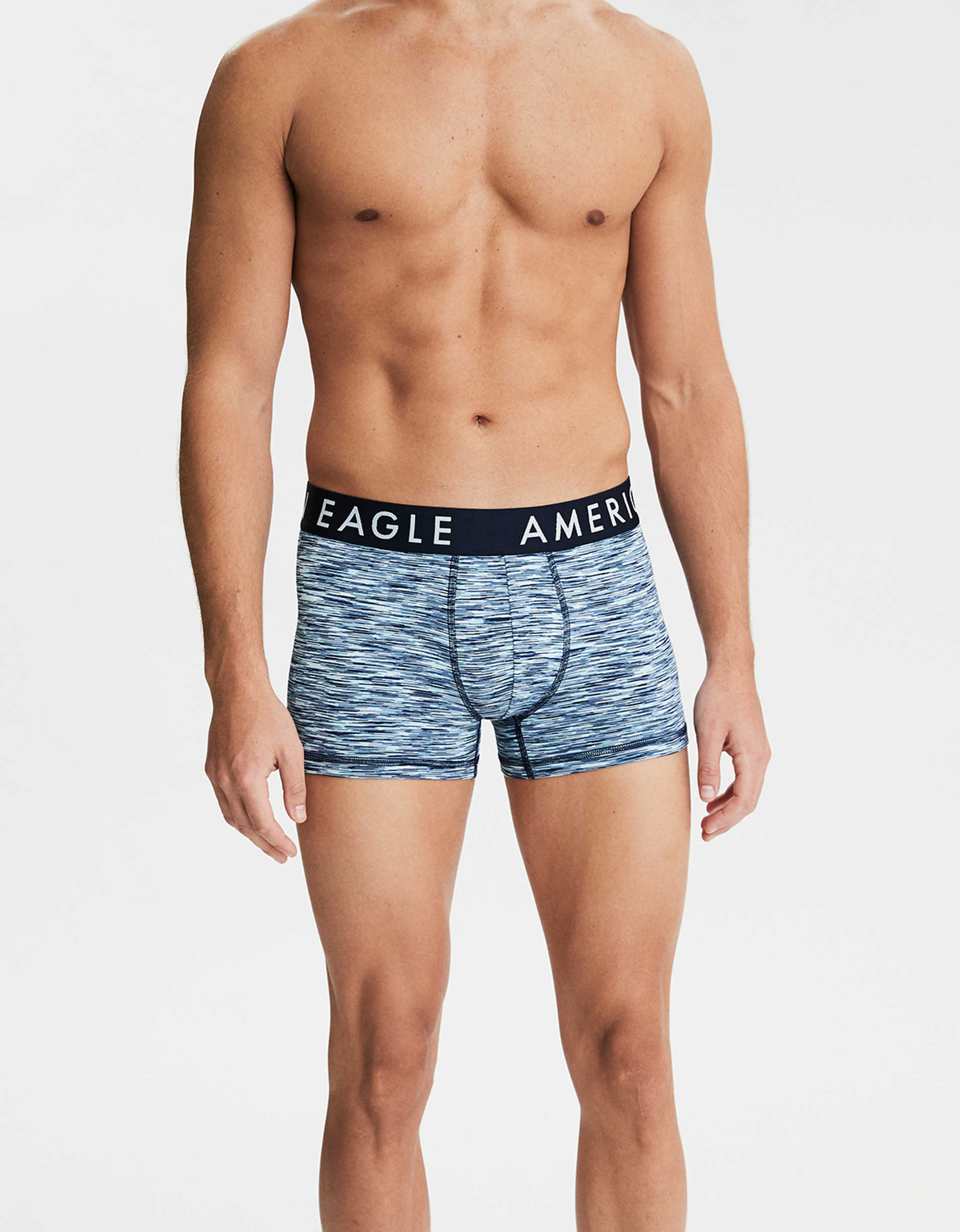 "AEO Space Dye 3"" Flex Trunk"