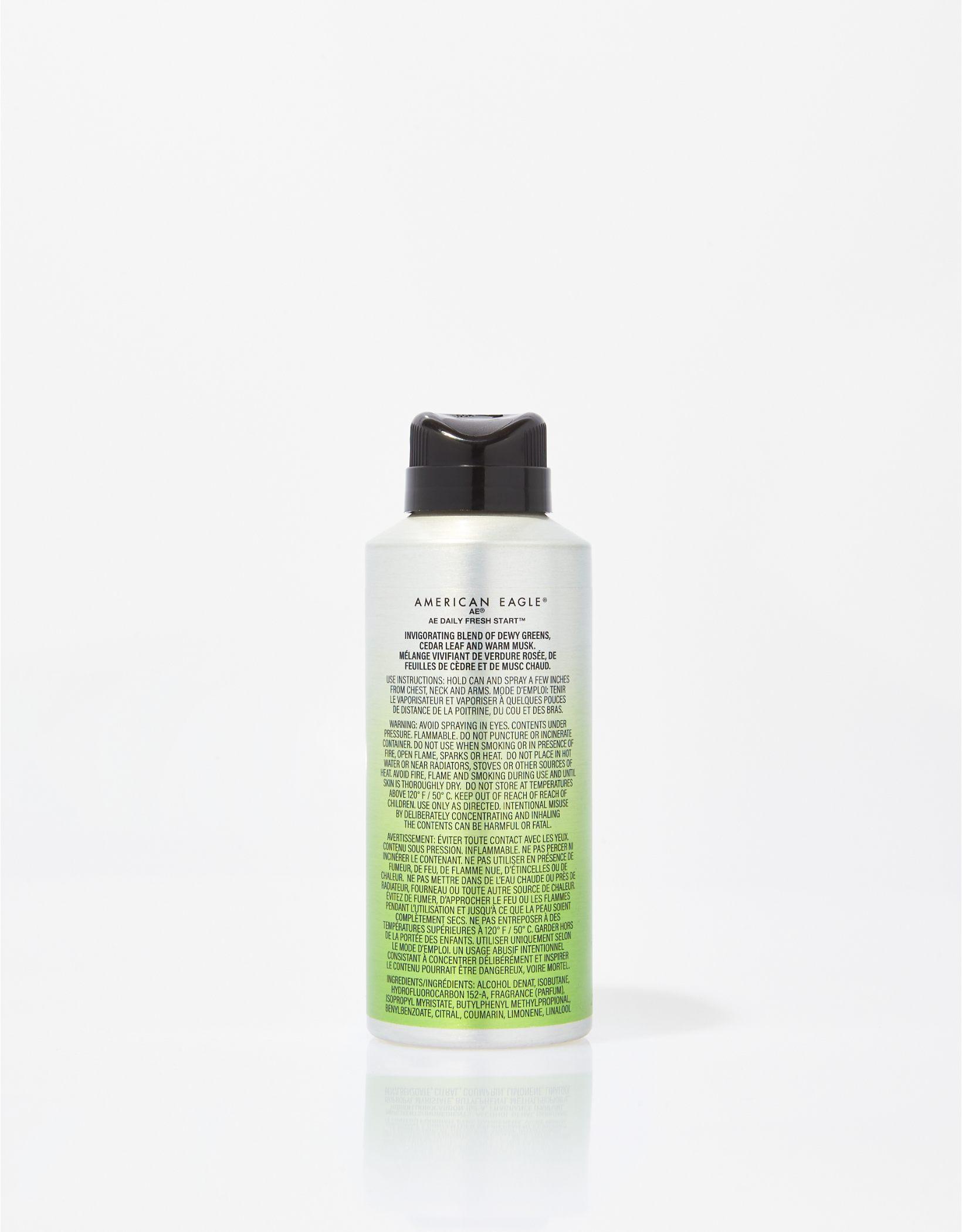 AEO Daily Fresh Start 4.5oz Body Spray