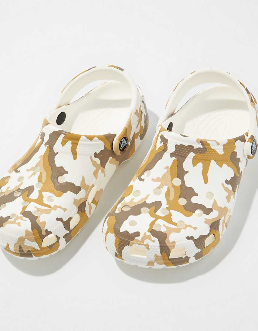 Crocs Classic Camo Clog