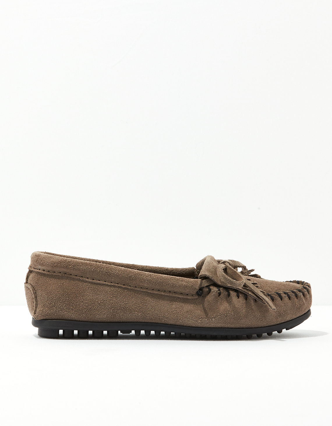 d039b856e2a Minnetonka Kilty Suede Moccasin. Placeholder image. Product Image