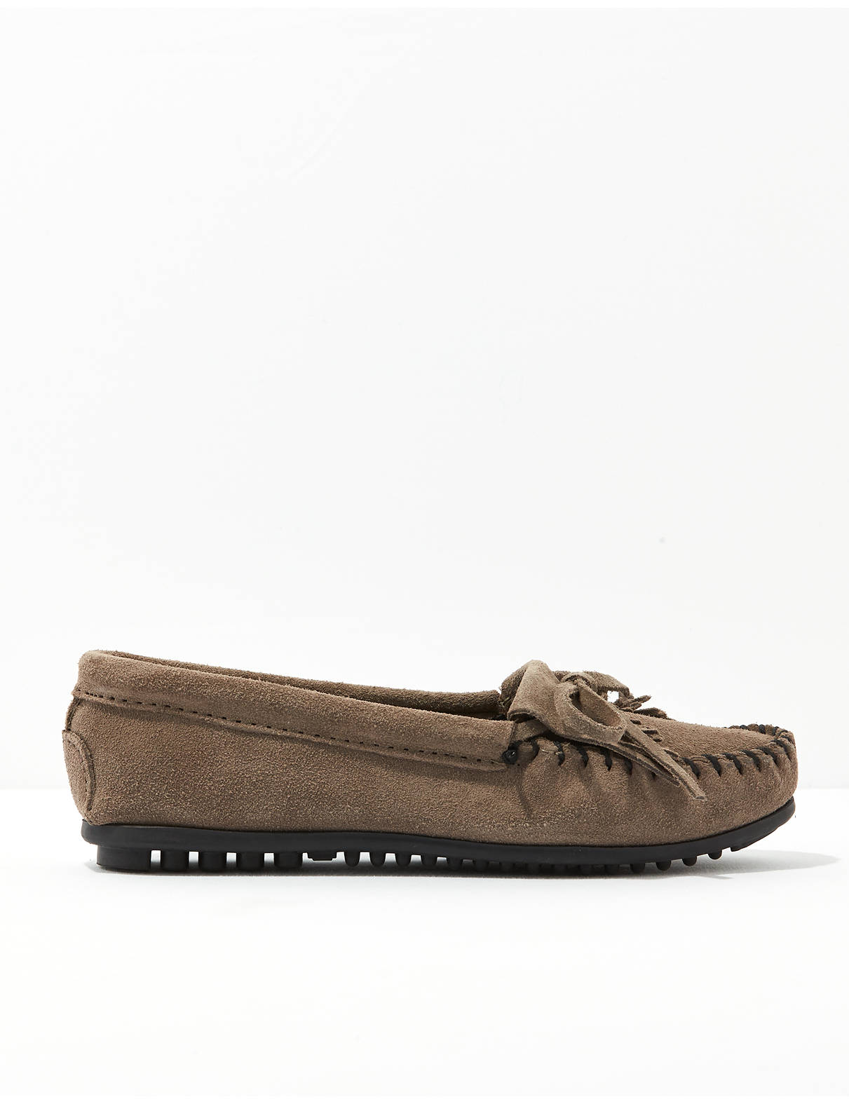 Display product reviews for Minnetonka Kilty Suede Moccasin