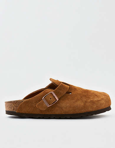 Birkenstock Boston Slip On Shoe