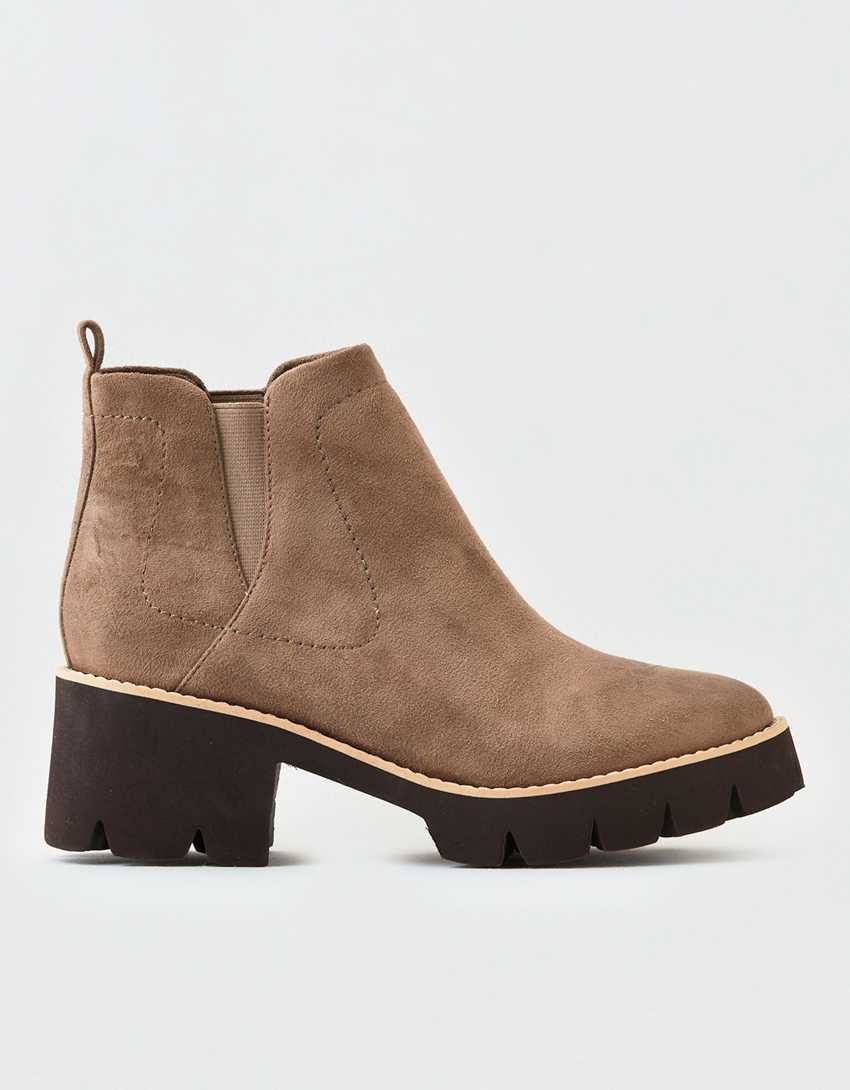 BC Fight For Your Right Vegan Ankle Boot