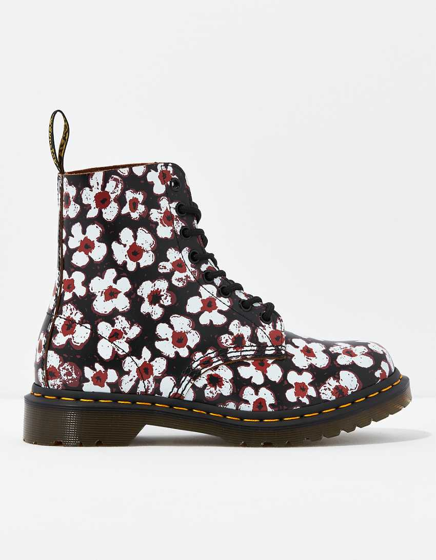 Dr. Martens 1460 Pascal Pansy Fayre Boot