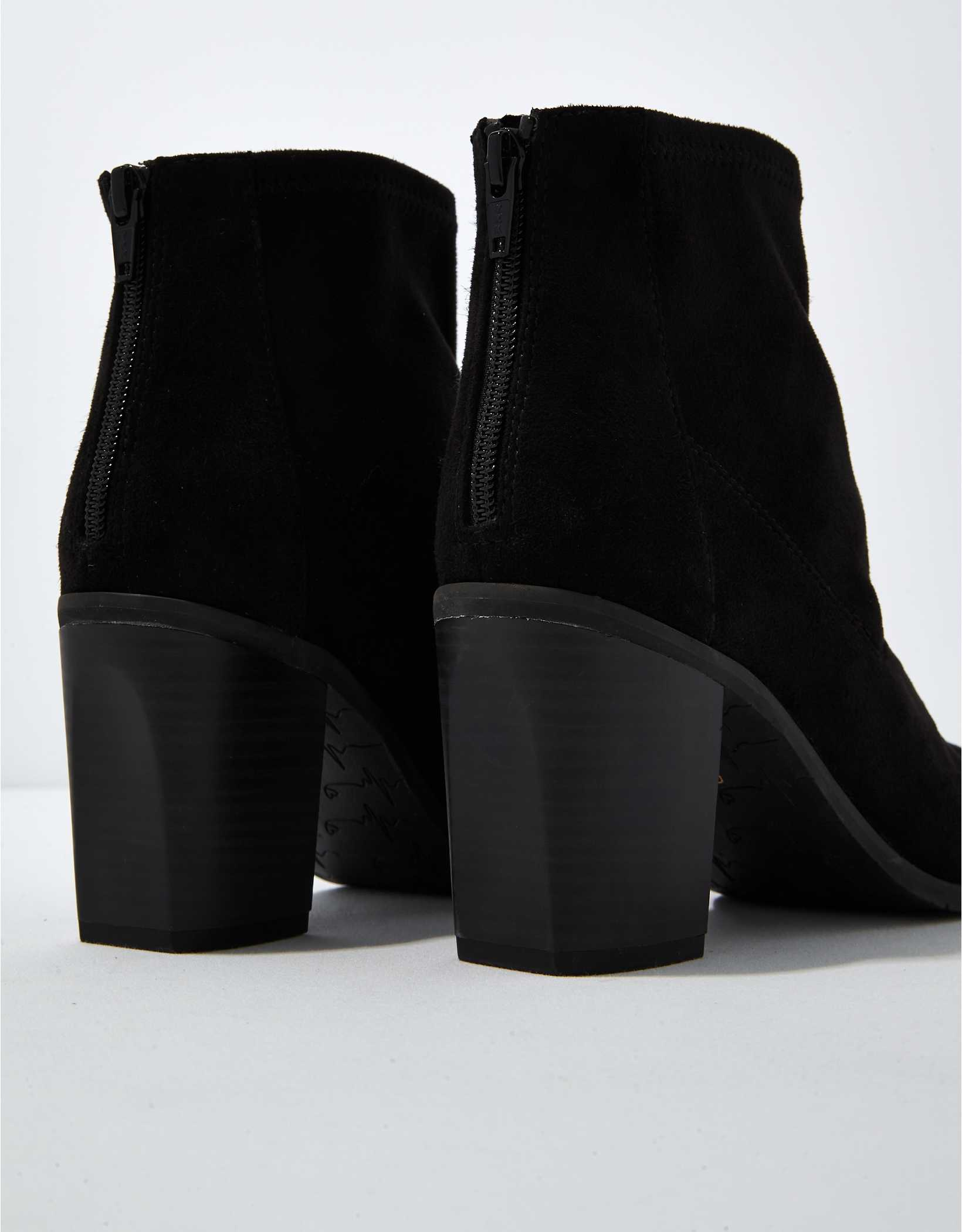 BC Footwear Puzzled Ankle Bootie