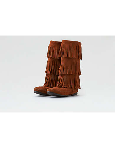 Womens Fringe Boots | American Eagle Outfitters