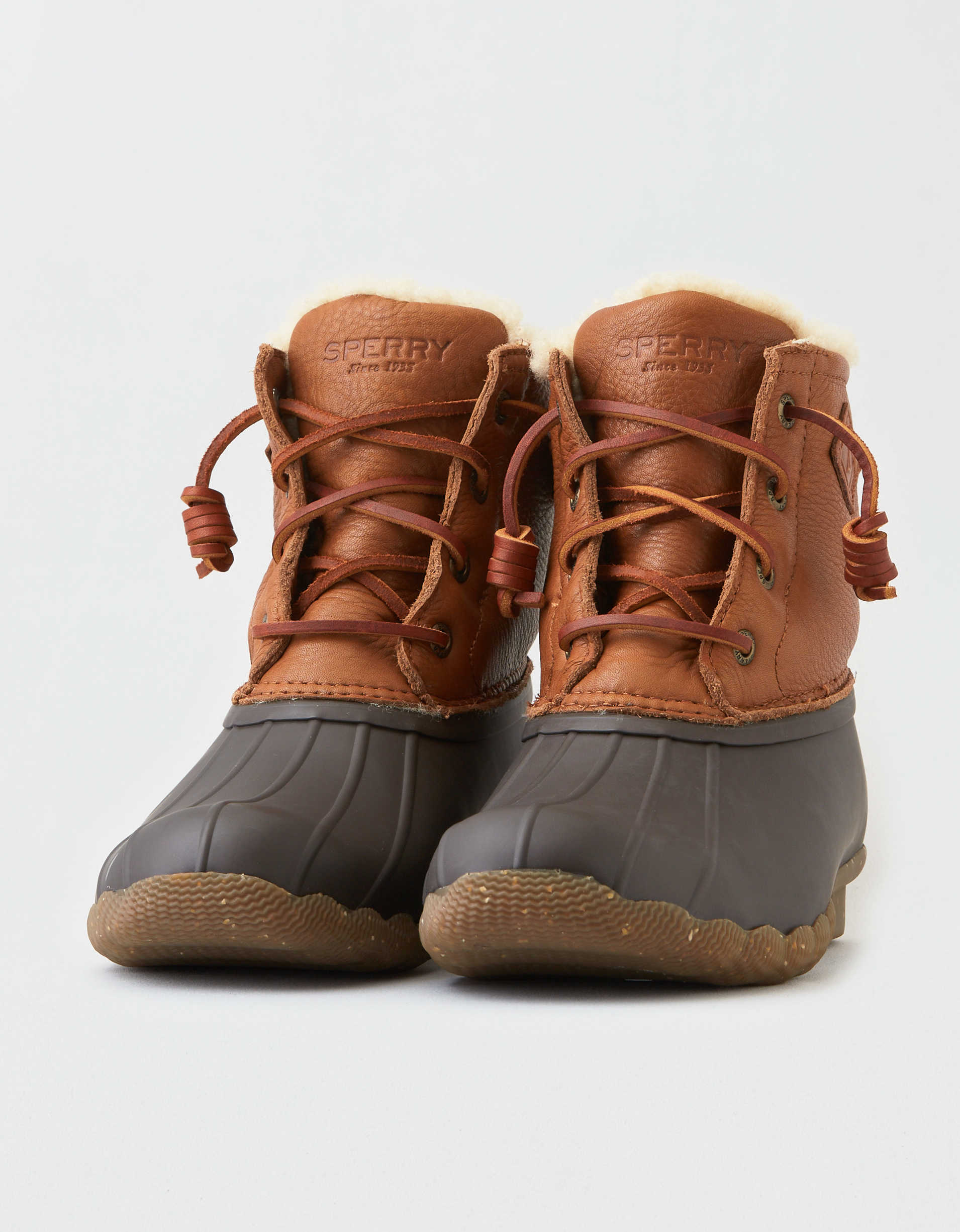 Sperry Saltwater Winter Luxe Duck Boot