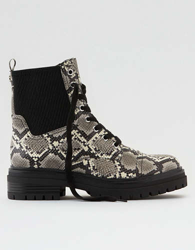 Circus By Sam Edelman Giovanny Combat Boot