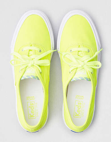 Keds Neon Surfer Canvas Sneaker