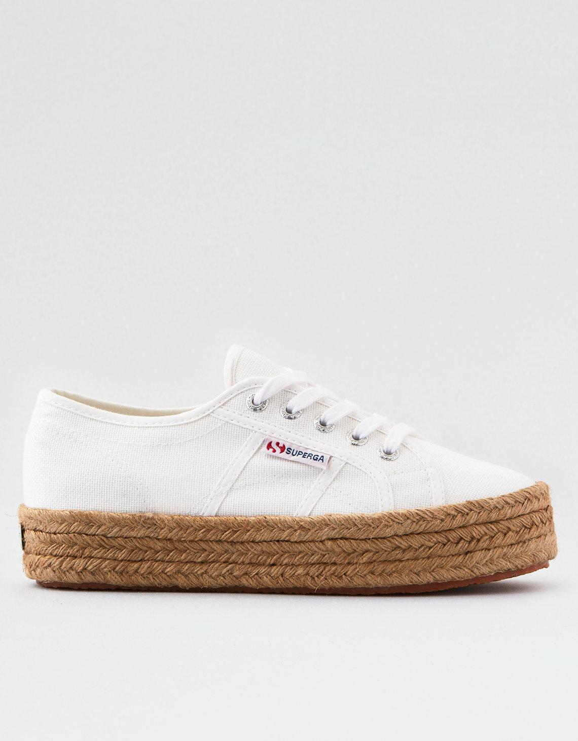 313c24f2447 Superga 2730-Cotropew Espadrille Sneakers