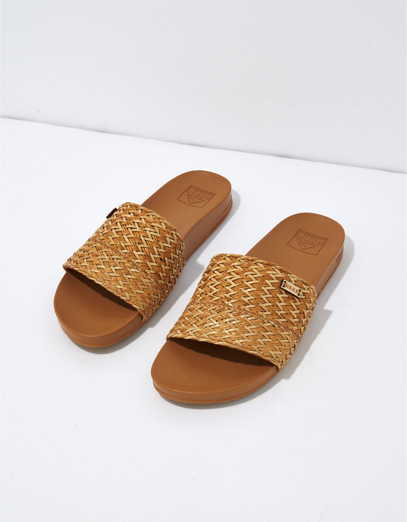 Reef Cushion Scout Braids Sandal