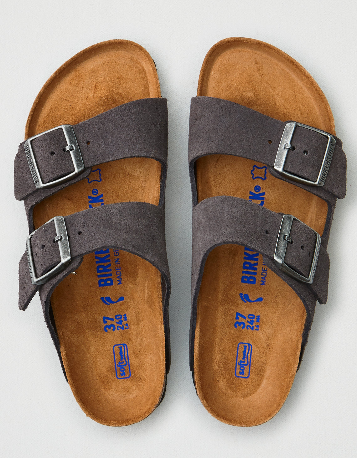 56116e3024 Birkenstock Arizona Soft Footbed Sandals