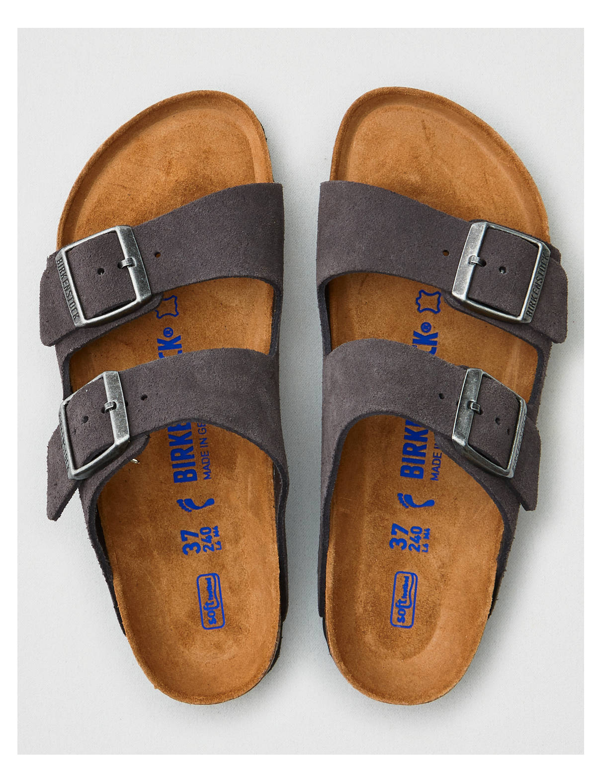 Birkenstock Arizona Soft Footbed Cognac American Eagle Outfitters Tendencies Sandals 2 Strap Brown 40 This Review Is Frombirkenstock