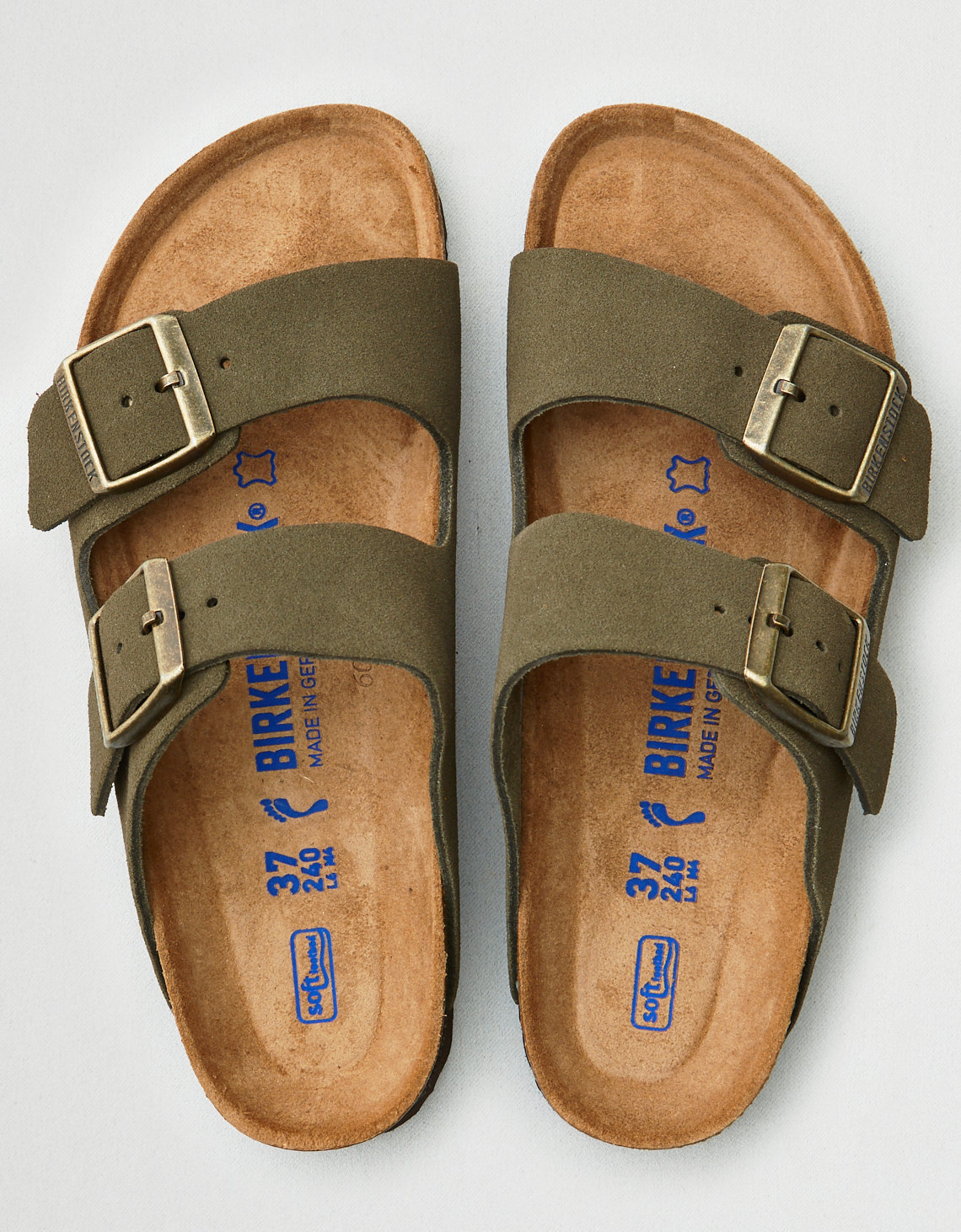 Birkenstock Arizona Soft Footbed a41c3660eb4