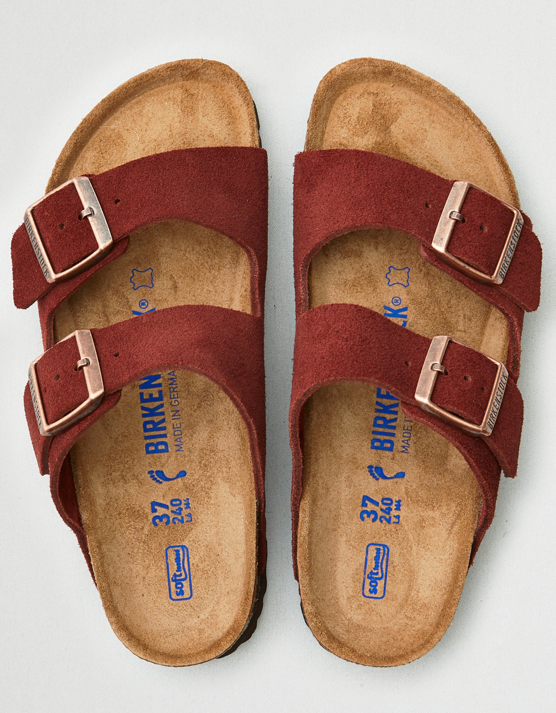 88a3f45892d Birkenstock Arizona Soft Footbed