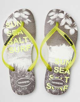 e42327e86182 Havaianas Slim Pasisage Flip Flop