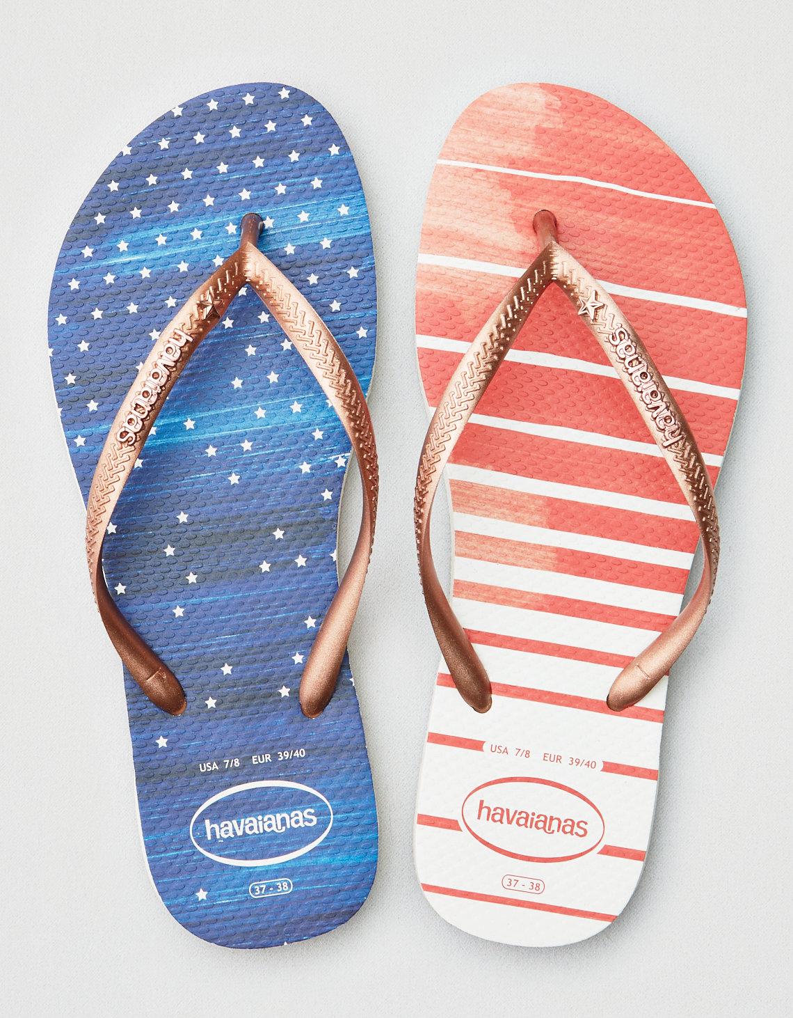 8cb51346941f Havaiana Slim USA Flip Flop. Placeholder image. Product Image
