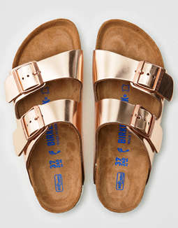 Birkenstock Women's Arizona Soft Footbed Sandal