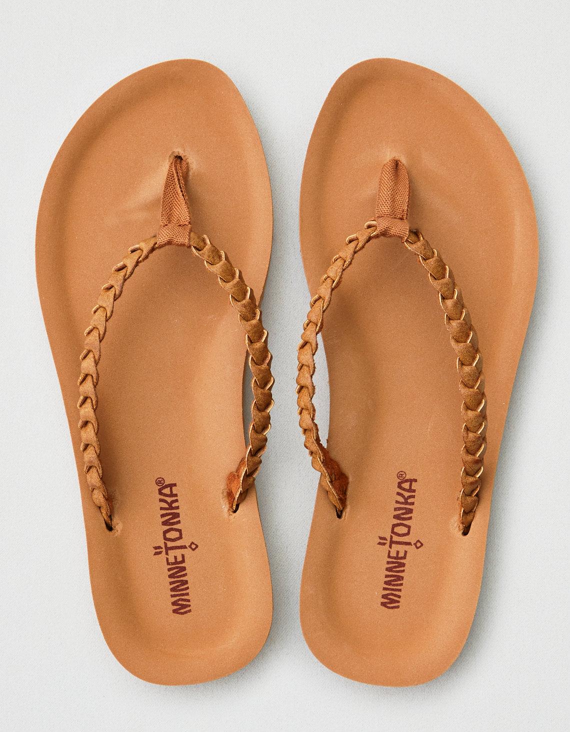 8ccc60ab6 Minnetonka Hallie Flip-Flop