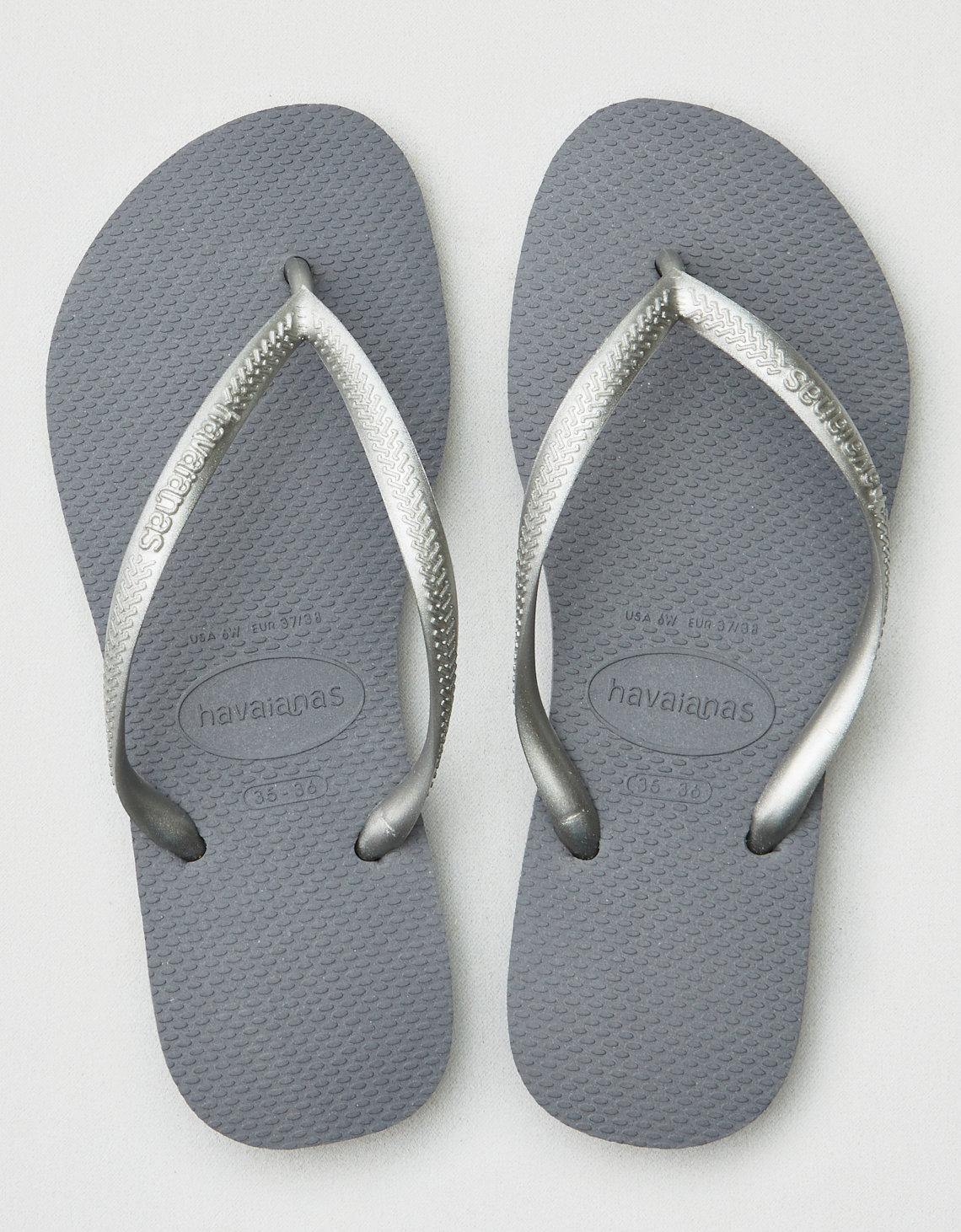 1605c8967 Havaianas Metallic Flip Flops. Placeholder image. Product Image