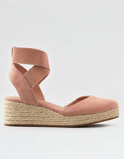 Faryl By Faryl Robin Closed Toe Wedge Sandal