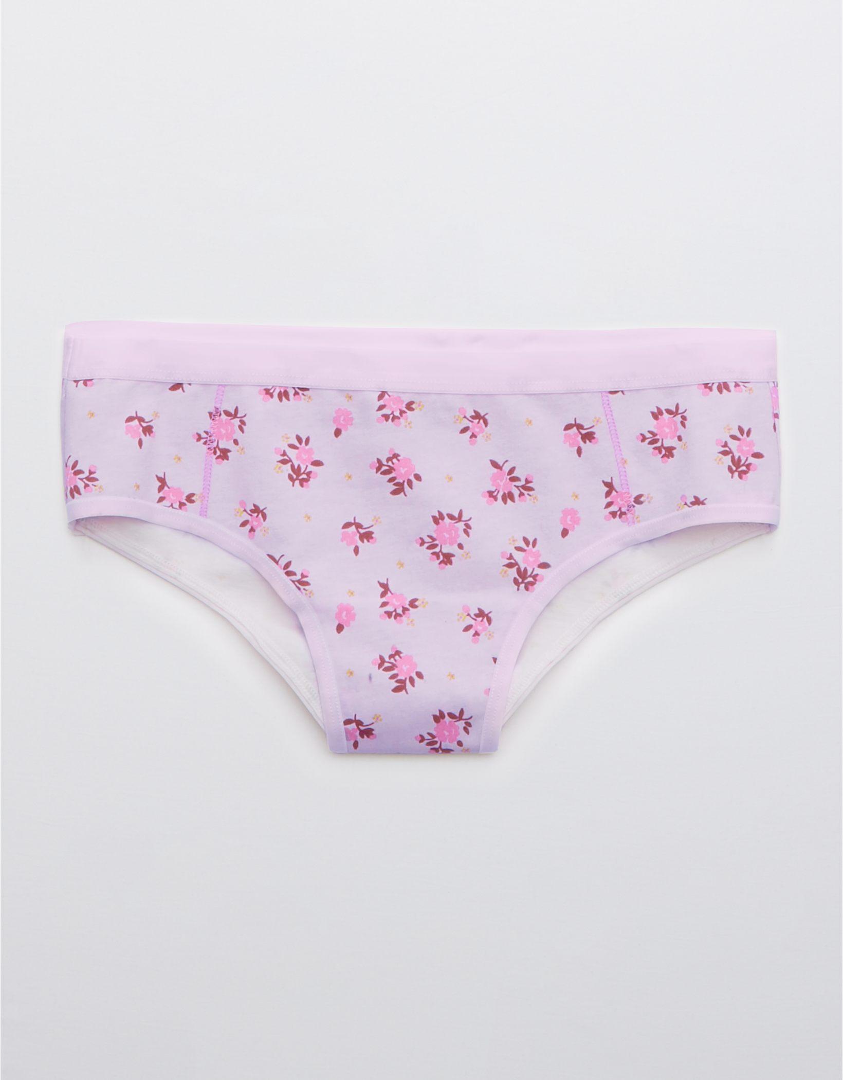 Aerie Cotton Elastic Cheeky Underwear