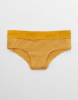 Aerie Cotton Logo Cheeky Undie