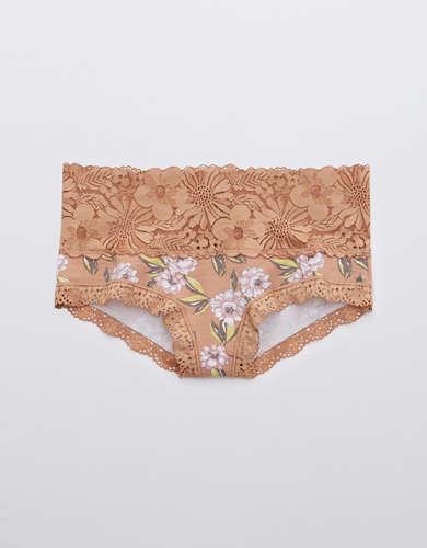 Aerie Garden Party Cheeky Underwear
