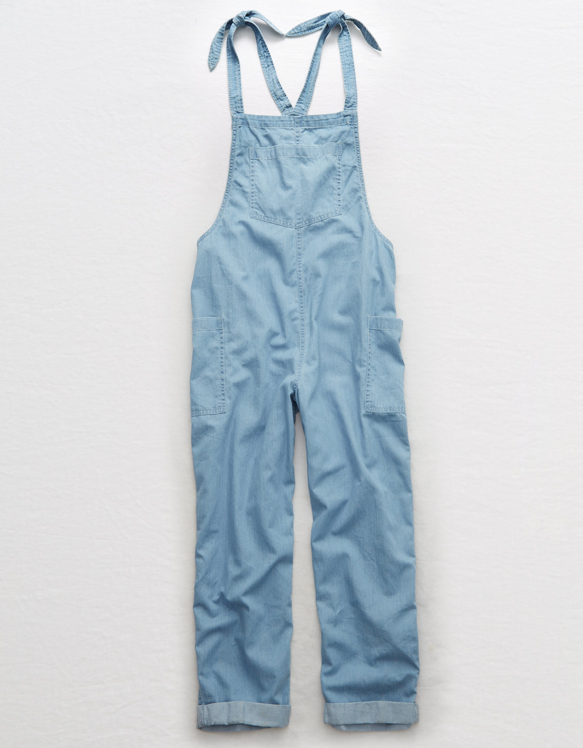 50c735a0f877 Aerie Shoulder Tie Overalls. Placeholder image. Product Image