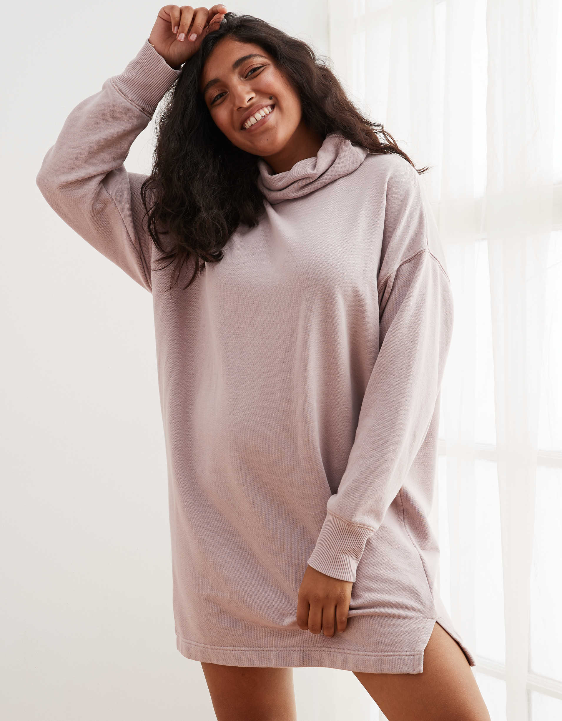 Aerie Sweatshirt Dress