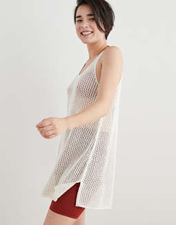 Aerie Mesh Cover Up
