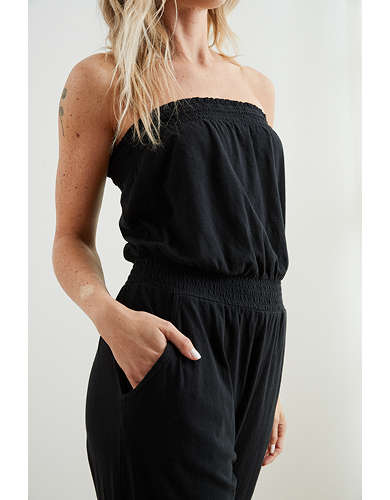 Aerie Knit Strapless Jumpsuit