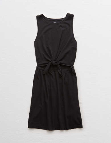 Aerie Cut Out Dress