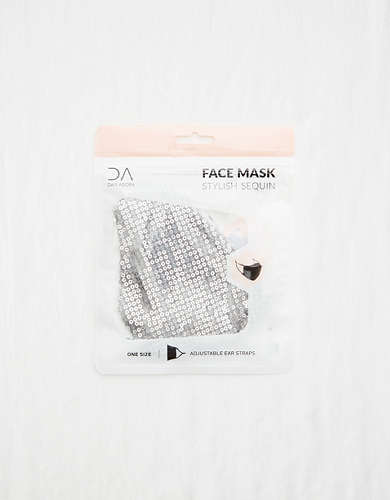Dan Andora Sequin Face Mask