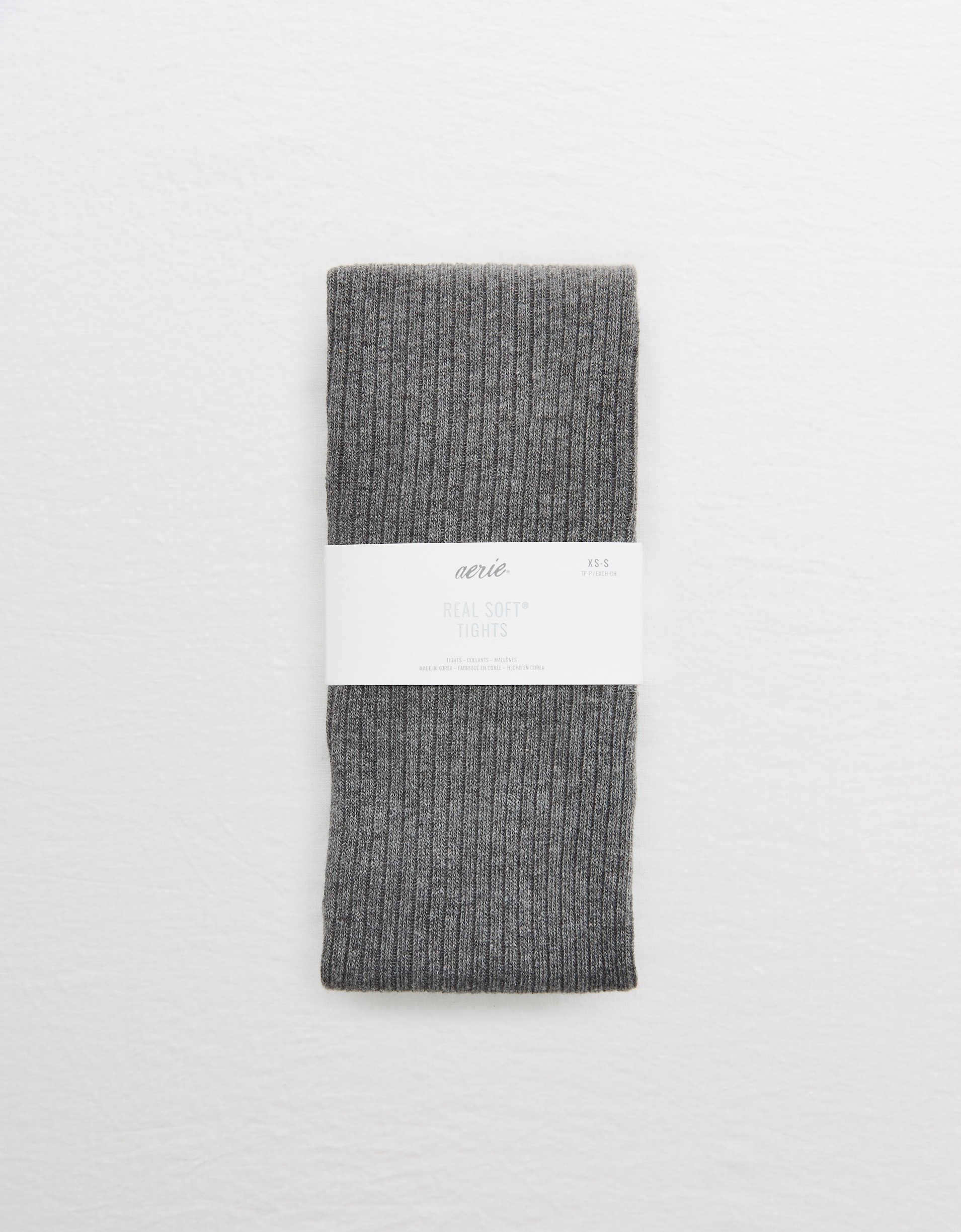 Aerie Sweater Ribbed Tights