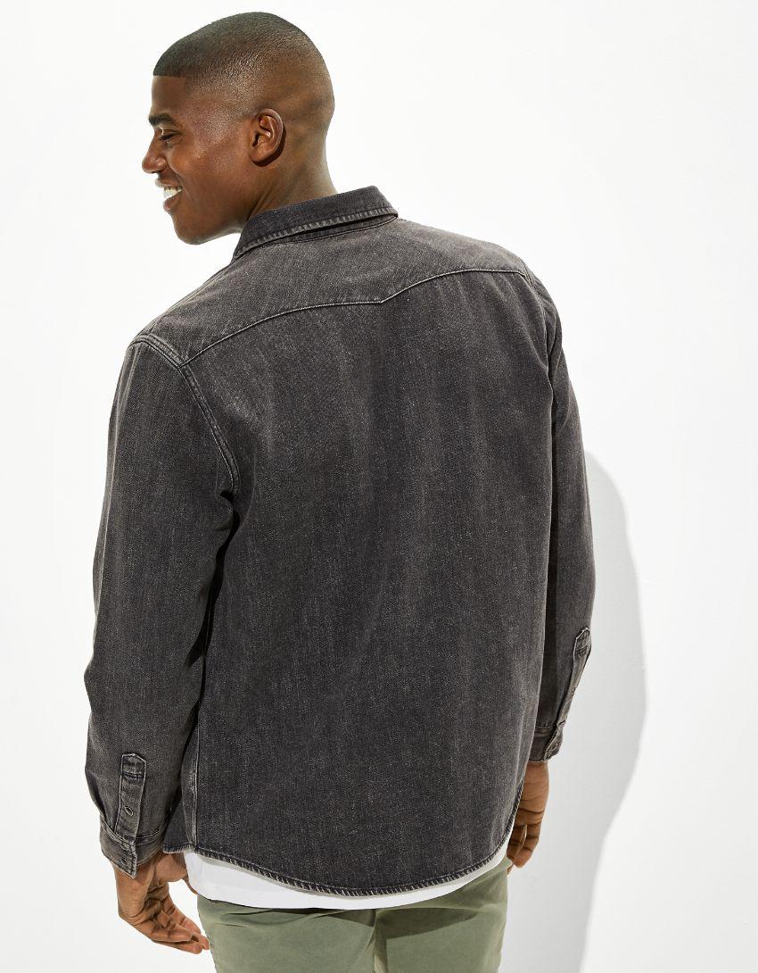 AE Super Soft Denim Shirt