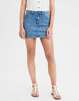 AE Ne(X)t Level High-Waisted Mini Skirt