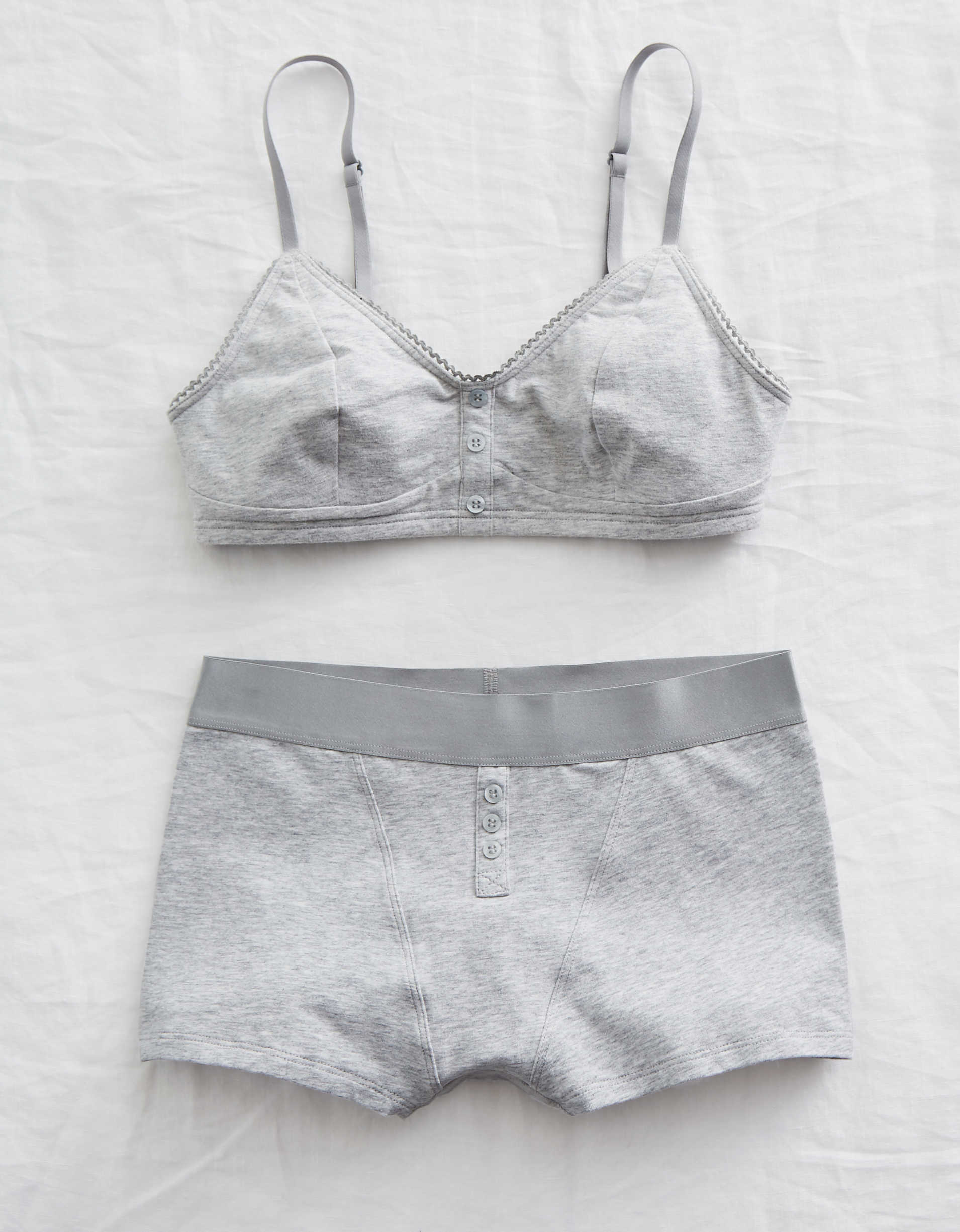 Aerie Cotton Sleep Shortie Underwear